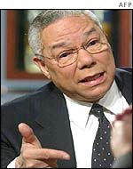 Colin Powell, US Secretary of State