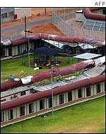 Baxter detention camp