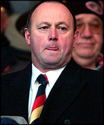 Sunderland chairman Bob Murray