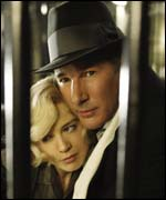Richard Gere and Rene Zellweger in Chicago
