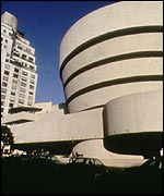 Original Guggenheim Museum in New York