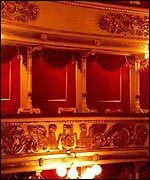 Theatre's decoration (photo: La Scala website)