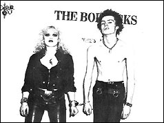 Sid and Nancy - Copyright God Save The Sex Pistols