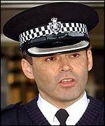 Chief Superintendent David Shaw