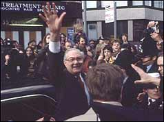 Prime Minister James Callaghan