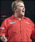 Former World champion Phil Taylor