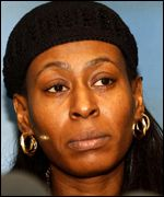 Marcia Shakespeare, mother of Latisha Shakespeare who was shot dead in Aston