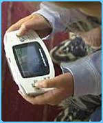 The original GameBoy Advance