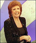 Cilla Black on Blind Date