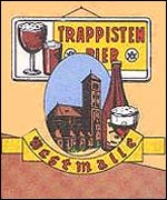 Advert for Trappist beer