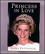The cover of Princess In Love