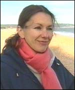 Lindy Hingley of Brixham Seawatch