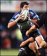Shane Horgan produced another fine performance for Leinster