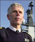Captain Alan Massey