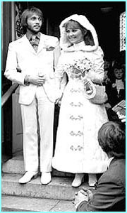 1969, and the Bee Gees are at the top of the music world. Maurice marries pop singer Lulu