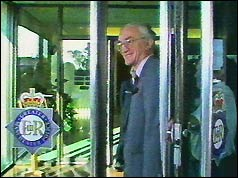 John Stalker at Greater Manchester police HQ