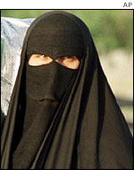 Woman in Saudi Arabia