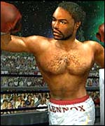 Lennox Lewis - KO Kings 2003