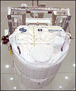 Spacehab, Nasa