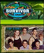 US Survivor: Amazon contestants