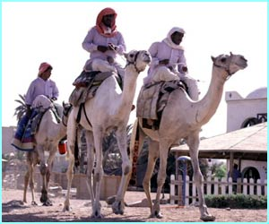 The Bedouins are the traditional tribes people of Egypt in North Africa.