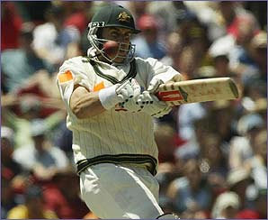 Matthew Hayden is in great form