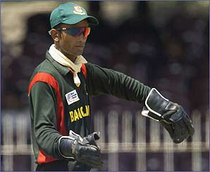Khaled Mashud will lead Bangladesh