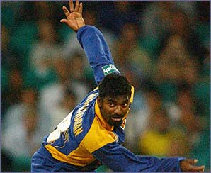 Muttiah Muralitharan could put the opposition in a spin