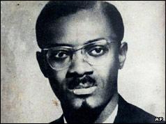 - Patrice Lumumba