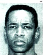 John Lee Malvo's alleged accomplice, John Allen Mohammed.