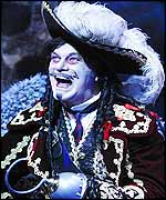 Matthew Kelly as Captain Hook