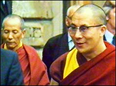 Dalai Lama at Westminster School, London
