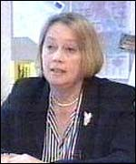 Cathy Bakewell, (Lib Dem) Leader of Somerset County Council