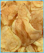 Bags of crisps could soon be smaller