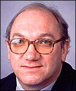 Derek Wyatt Labour MP for Sittingbourne and Sheppey