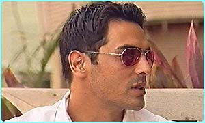 Bollywood star Arjun Rampal