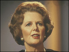 Thatcher - Iron Lady