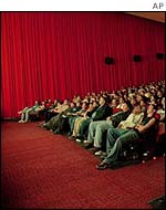 Cinema audience, AP