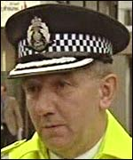 Chief Superintendent Tom Buchan
