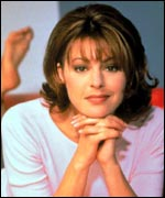 Jane Leeves who plays Daphne in Frasier