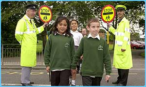 Lollipop people have been around for 50 years