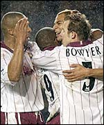 Lee Bowyer's signing was a surprise