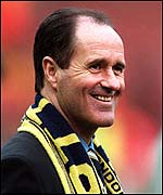 George Graham may be a possible successor