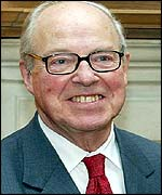 UN weapons chief inspector Hans Blix