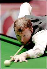 Steve Davis is still ranked 12th in the provisional world rankings