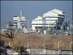 The Union Carbide Pesticide factory, Bhopal