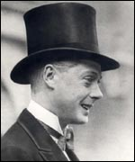 The Prince of Wales in 1931