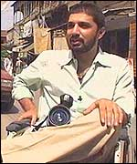 Film-maker Farjad Nabi