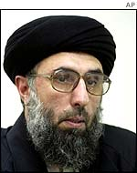 Gulbuddin Hekmatyar has become a thorn in the government's side.