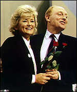 Glenys and Neil Kinnock